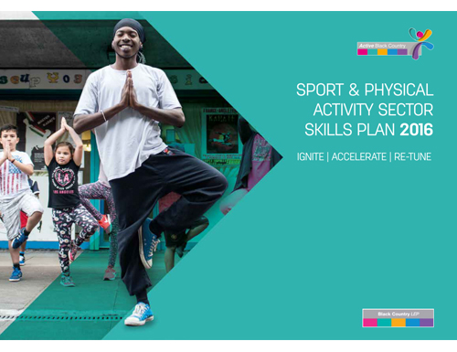 Sport & Physical Activity Sector Skills Plan 2016