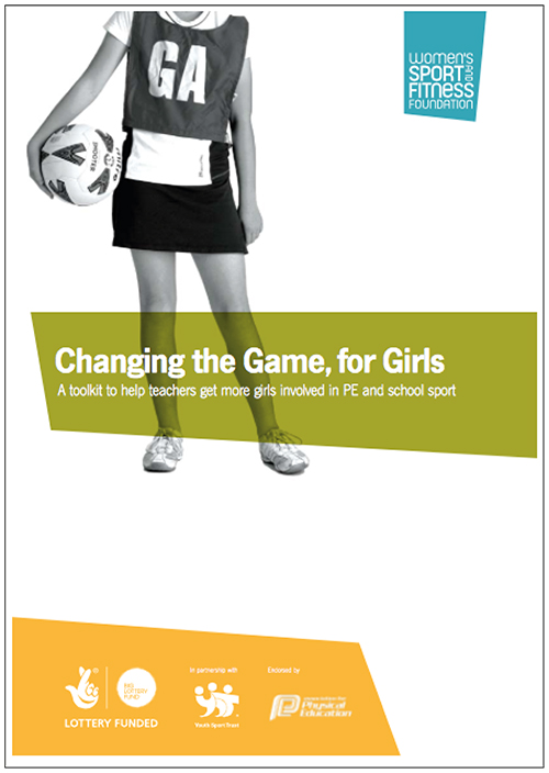 Womens Sport & Fitness Foundation - Changing The Game For Girls