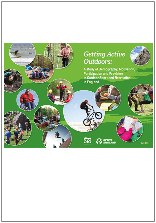 Sport England Getting Active Outdoors
